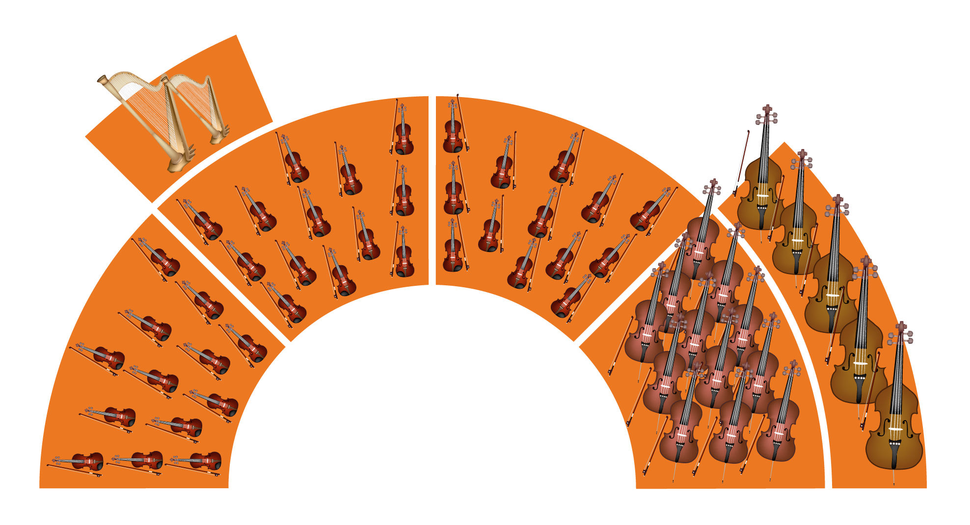 Strings Section
